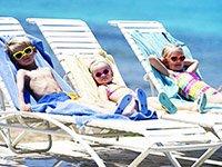 Отдых на песчаных пляжах Хорватии с детьми