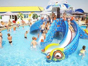 Хорошие отели Египта с аквапарком для отдыха с детьми