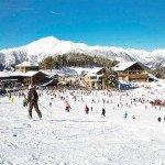 Горные лыжи в Пал Аринсале