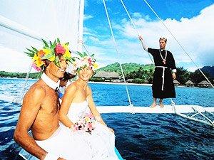 Необыкновенная символическая свадьба