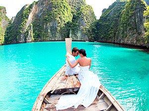 Символическая свадьба на Ямайке
