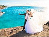 Роскошная свадьба на Канарах