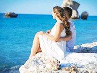 Свадьба на прекрасном Кипре