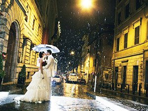 Свадьба под ключ за рубежом