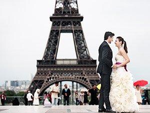 Свадебная церемония через туроператора
