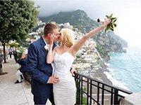 Незабываемая свадьба за границей