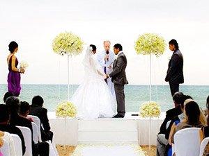 Регистрация свадьбы за границей
