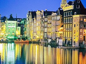 Что нужно взглянуть во Амстердаме