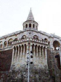 Средневековые крепости в Будапеште