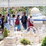 Мини-Израиль в Тель-Авиве