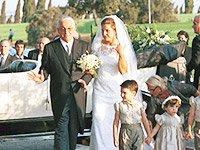 Официальное бракосочетание за границей