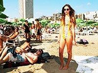 Пляжи на Тель-Авиве