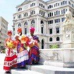 Организация кубинской свадьбы