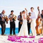 Незабываемая символическая свадьба на Кубе