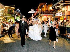 Горячая испанская свадьба