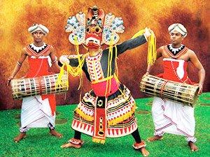 Сувениры Шри-Ланки