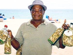 Сувениры Доминиканы: мамахуана