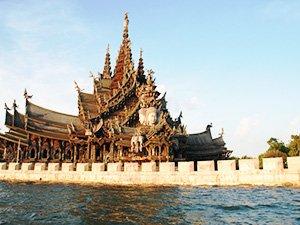 Что можно привезти из тайланда паттайя