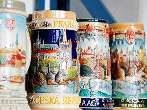 Отзыв Варвары о сувенирах из Праги