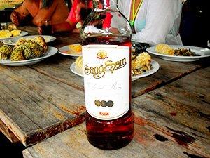 Какое спиртное привезти из Паттайи
