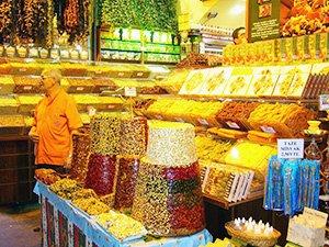 Что привезти из Стамбула - сладости