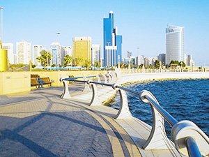 Что посетить в Абу-Даби  - Набережная