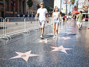 Что посетить в Лос-Анджелесе - Аллея Звёзд