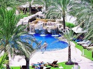 Оазис Лива в Абу-Даби