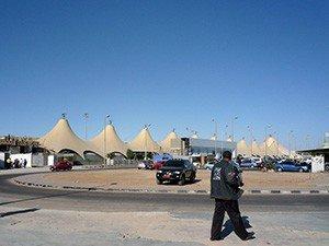 Международный аэропорт Хургады