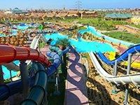 В каких отелях Египта есть аквапарк
