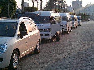 Аренда автомобиля в Шарм-эль-Шейхе