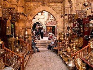 Что привезти туристу из Египта