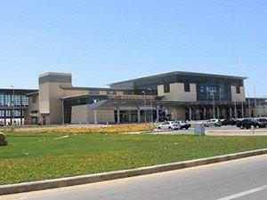 Аэропорт Эль-Араб