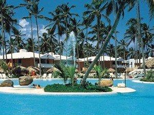 Курорты Доминиканы на побережье Карибского моря