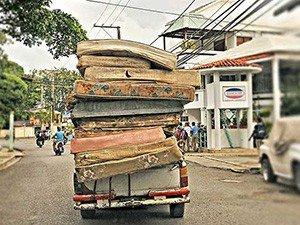 Особенности дорожного движения в Доминикане