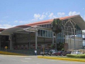 Аэропорт Сантьяго