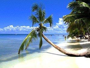 Самые красивые доминиканские пляжи: остров Саона