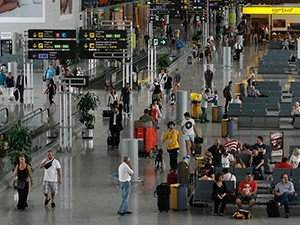 Испанский аэропорт Малаги