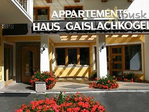 Отель Top Apart Gaislachkogl  в Зёльдене