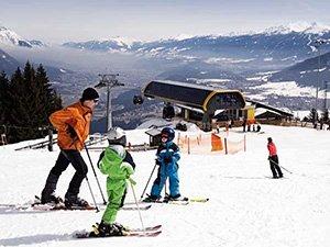 Стоимость ски-пассов в Инсбруке
