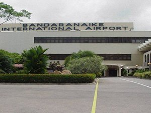 Международные аэропорты Шри-Ланки - Бандаранайке