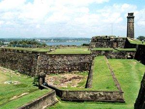 Ланкийские достопримечательности - Форт Галле