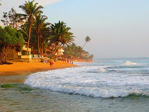 Лучшие пляжи Шри-Ланки - Хиккадува