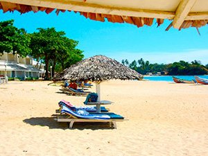 Пляж Тринкомали