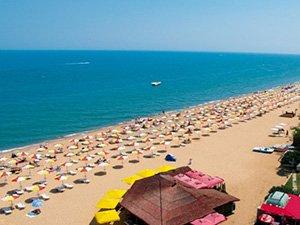 """Болгарский пляж """"Какао-бич"""""""