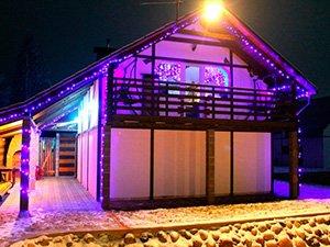 Новогодние каникулы на курортах Белоруссии