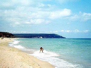 Пляжи Болгарии с песчаным покрытием