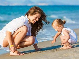 Пляжи Болгарии, подходящие для отдыха с детьми