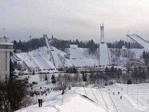 Горные лыжи в Беларуси: центр Раубичи