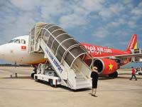 Международные аэропорты Нячанга